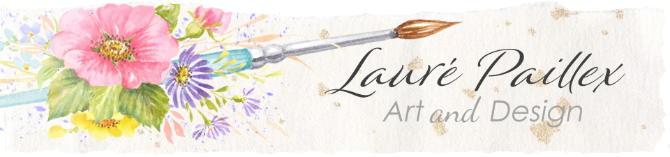 Laure Paillex Art and Design Banner