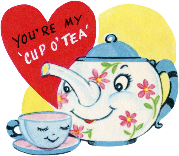 Laure Paillex - You're my cup of tea