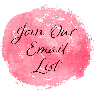 Join our email list Laure Paillex Art and Design