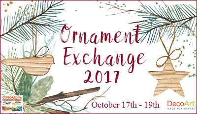 Ornament Exchange 2017 Logo